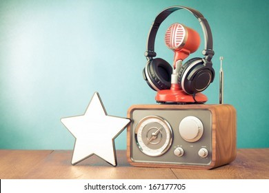 Radio Star High Res Stock Images | Shutterstock